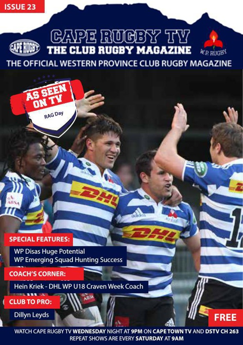 Cape Rugby TV ISSUE 23