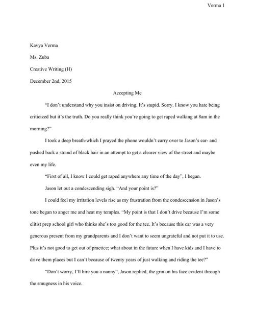 CreativeWriting10-pageFictionStory