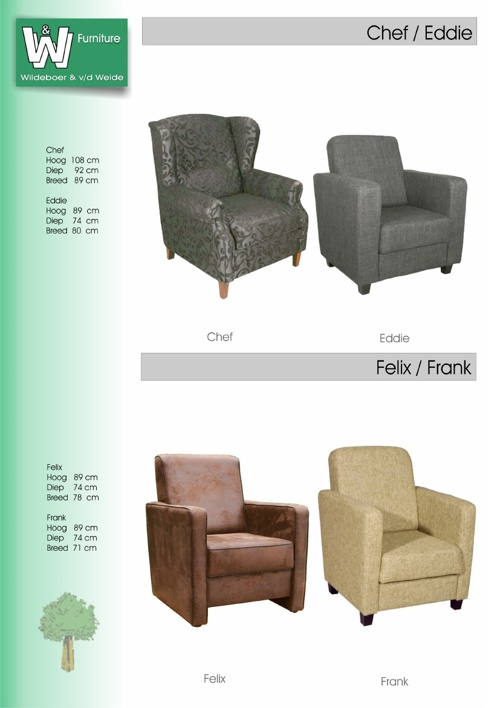 fauteuil's
