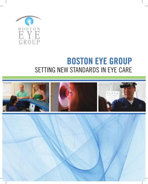 Boston Eye Group Brochure