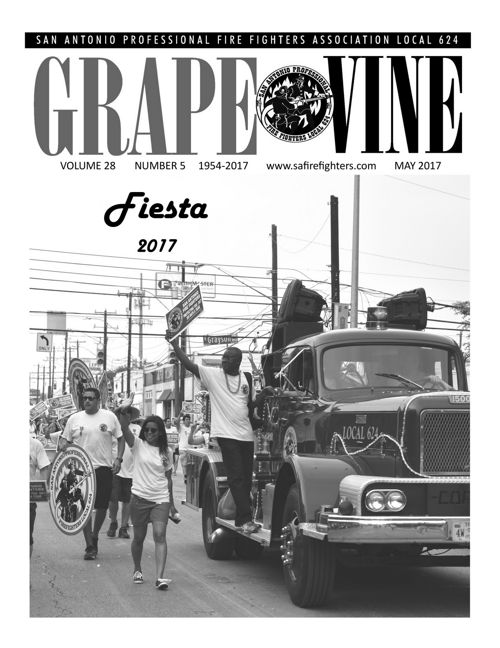 May 2017 Grapevine