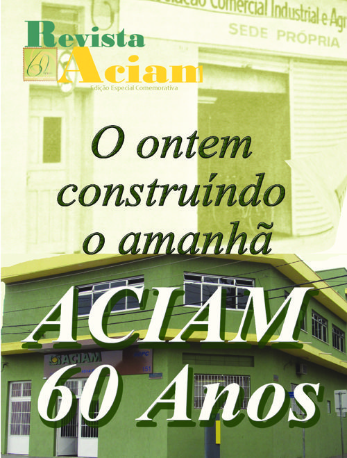 Revista Aciam 60 anos