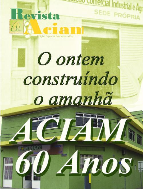 Revista Aciam 60 anos