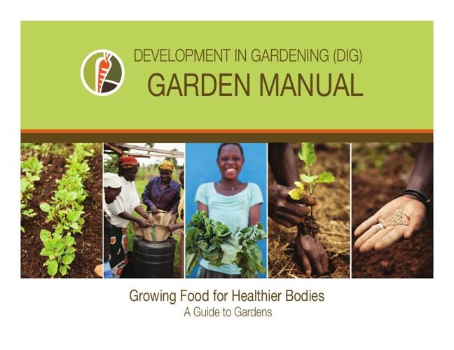 Preview: Garden Manual