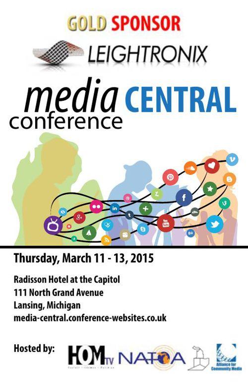 Media Central Spring Conference 2015