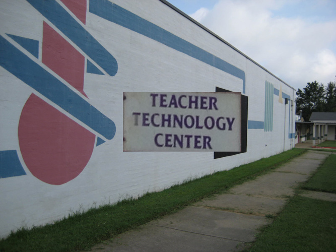 Copy of Caddo Teacher Technology Center