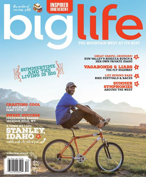 Big Life Magazine Summer 2015