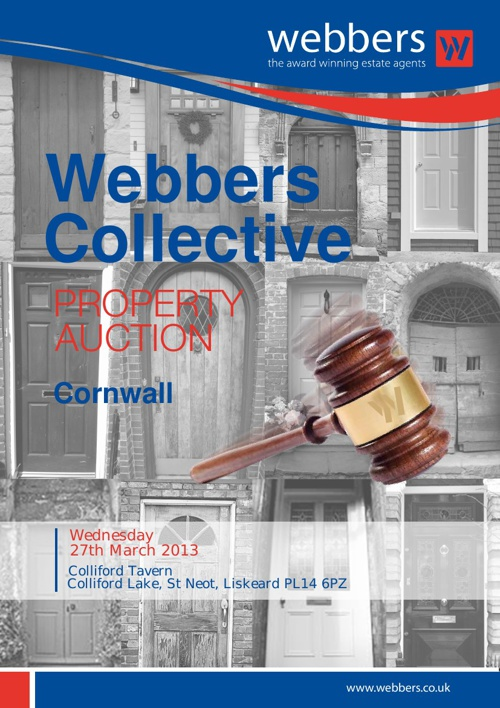 Cornwall Auction Catalogue