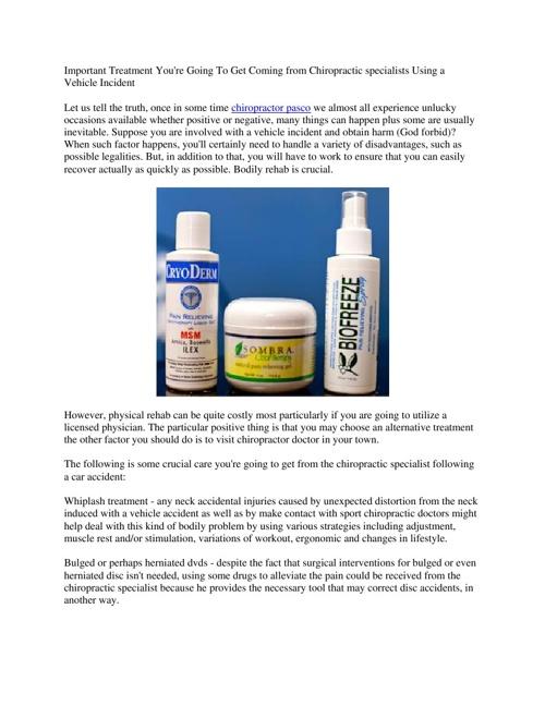 Important Treatment Yo2