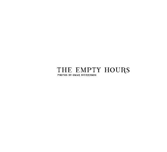 the empty hours (demo)