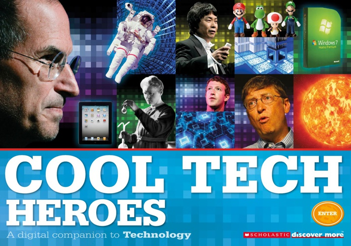 Cool Tech Heroes