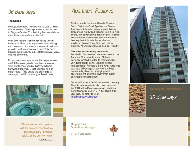 36 Blue Jays