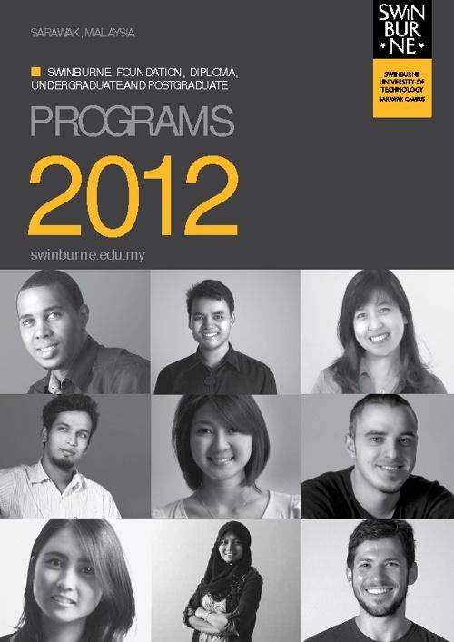 Swinburne Sarawak Course Guide 2012