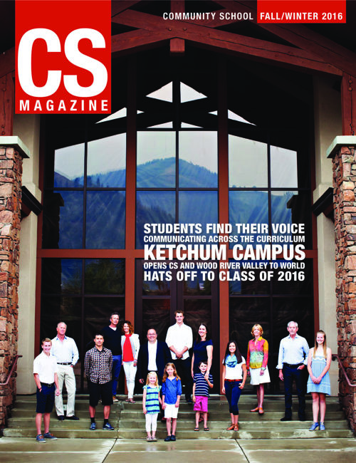 Fall Winter 2016 CS Magazine