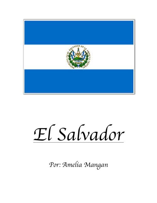 JE Spanish Ebook EL Salvador