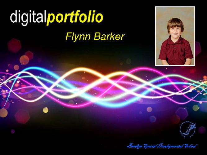 Flynn Barker Flip Book