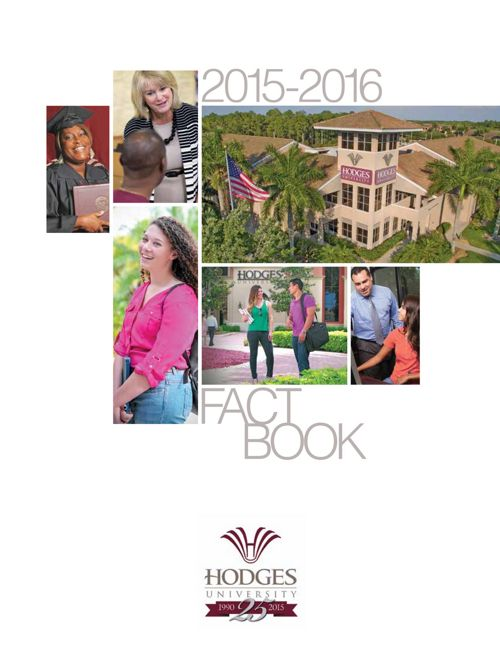 Hodges University Fact Book