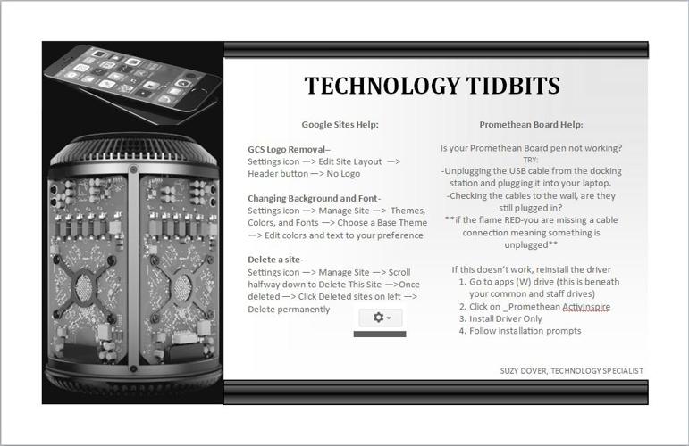 TechTidbit