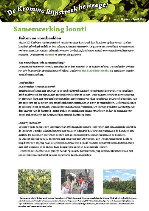 Factsheets Houten