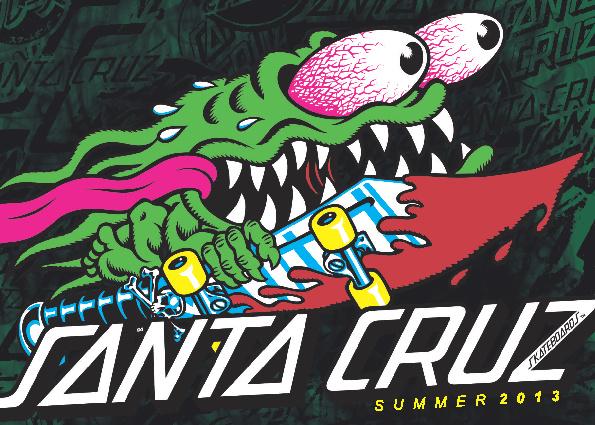 Catalogo Santa Cruz Verão 2013-