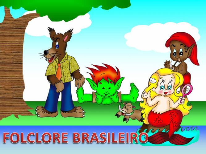 DIA NACIONAL DO FOLCLORE BRASILEIRO- TURMA P42
