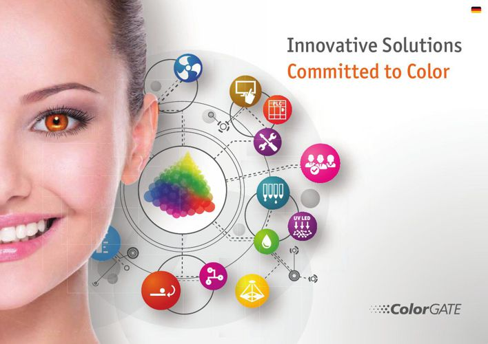 ColorGATE Company Solutions Folder Deutsch März 2016