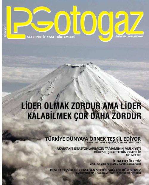 LPGotogaz Dergisi 13