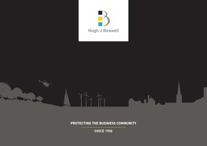 Hugh J Boswell Community Brochure: Suffolk