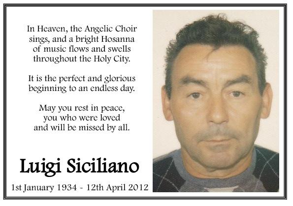 Luigi Siciliano