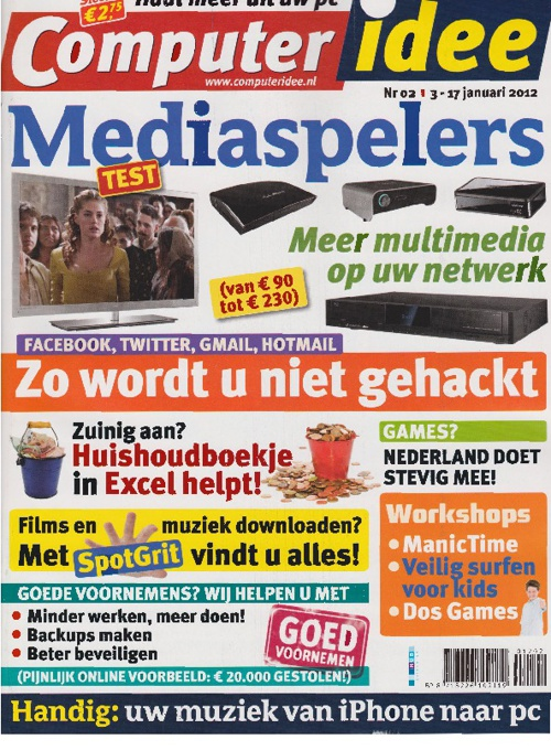 Computer Idee 2012-02