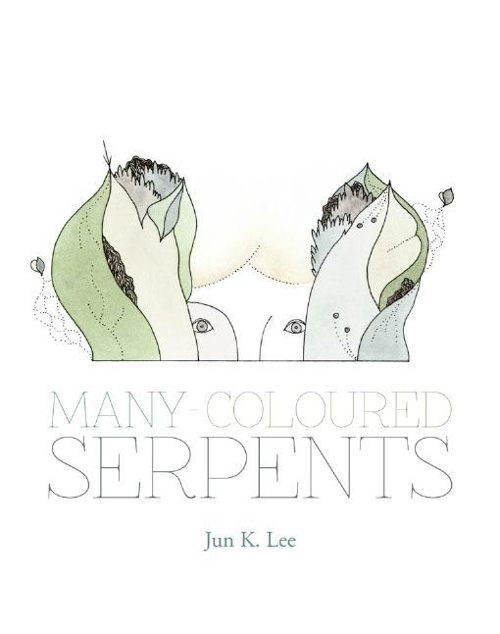 Jun K. Lee - Many-Coloured Serpents