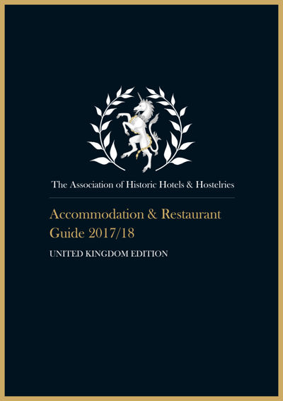 Accommodation Guide front cover