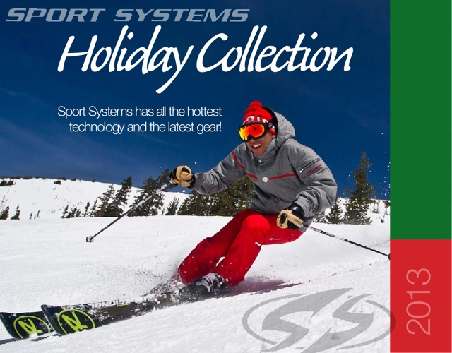 Sport Systems Holiday 2013 Collection