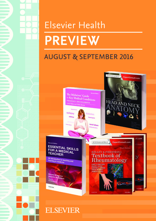 Elsevier Health Preview August & September 2016
