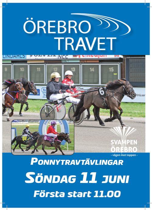 Örebro Ponny 11 juni