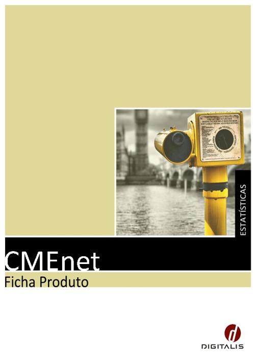CMEnet - Controlo Módulo Estatísticas Online