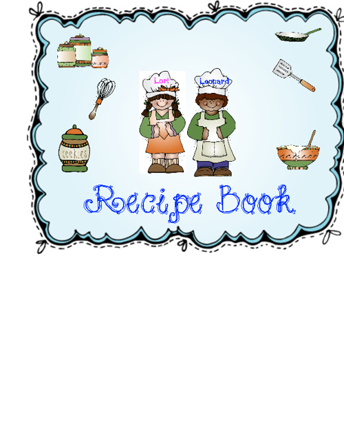 Lori & Leonard's Recipe Book