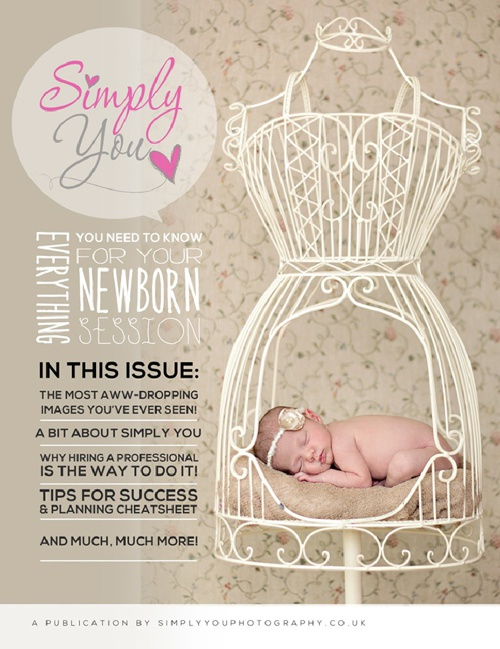 Simply You, Newborn Guide