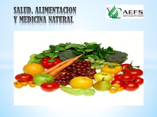 Catalogo de Salud, Alimentación y Medicina Natural