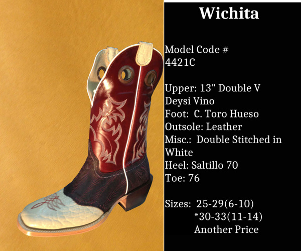 Wichita By Billy Boots Cowboy Boots