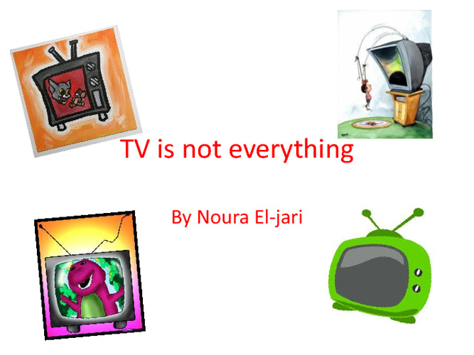 TV isn't everything.