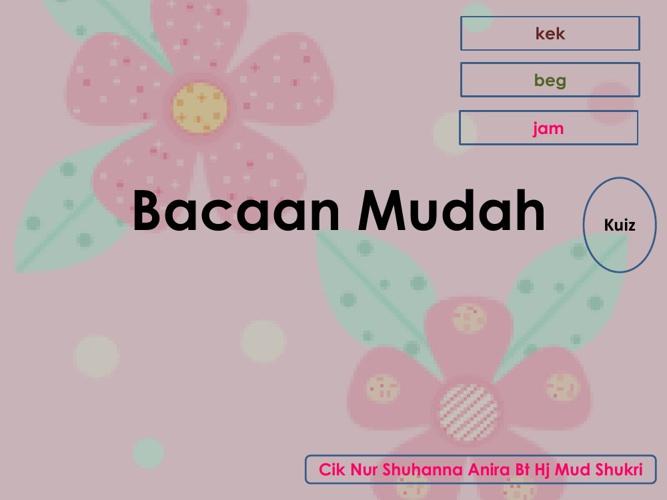 BACAAN MUDAH