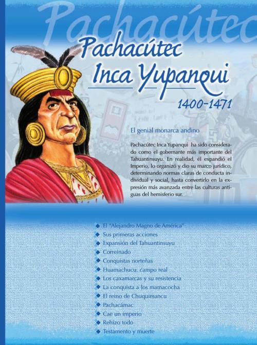 El inca Pachacutec