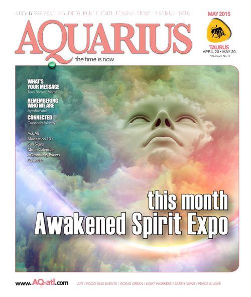Aquarius May 2015