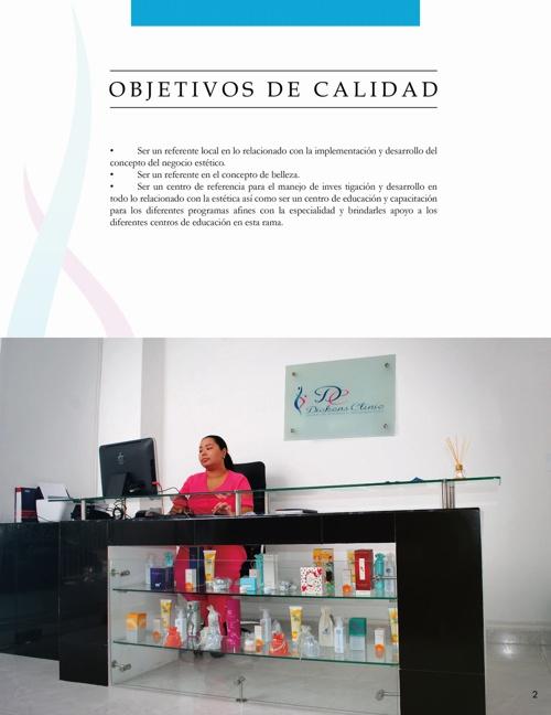 Brochure Clinica Dickens