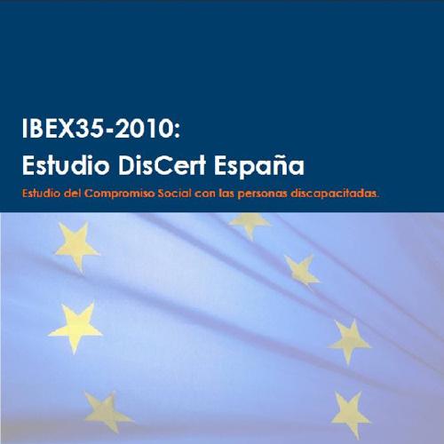 IBEX35-2010: Estudio DisCert España
