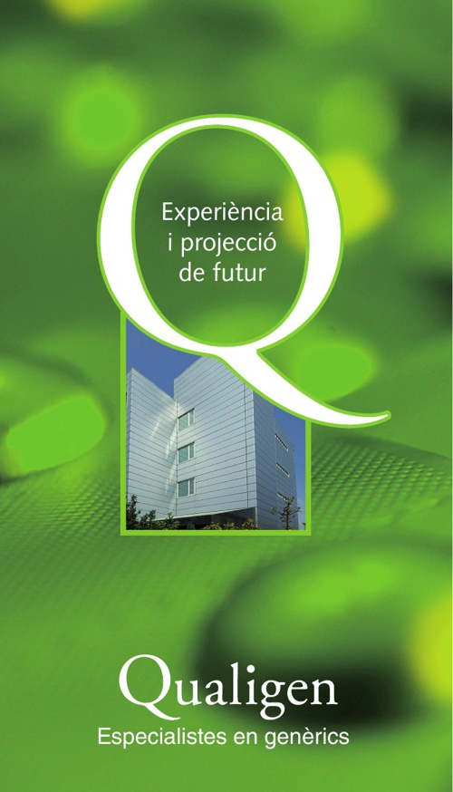 Folleto Institucional Qualigen CAT