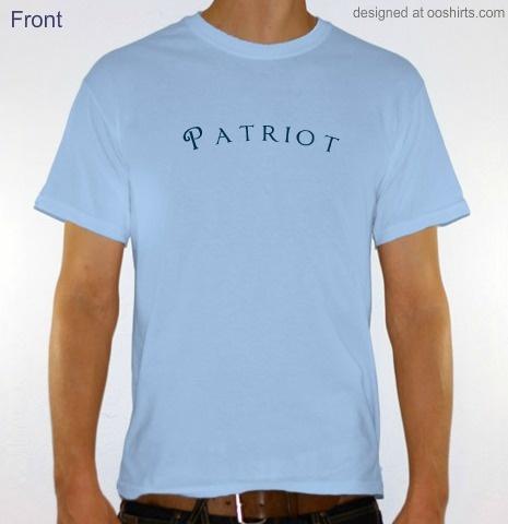 Patriotic?