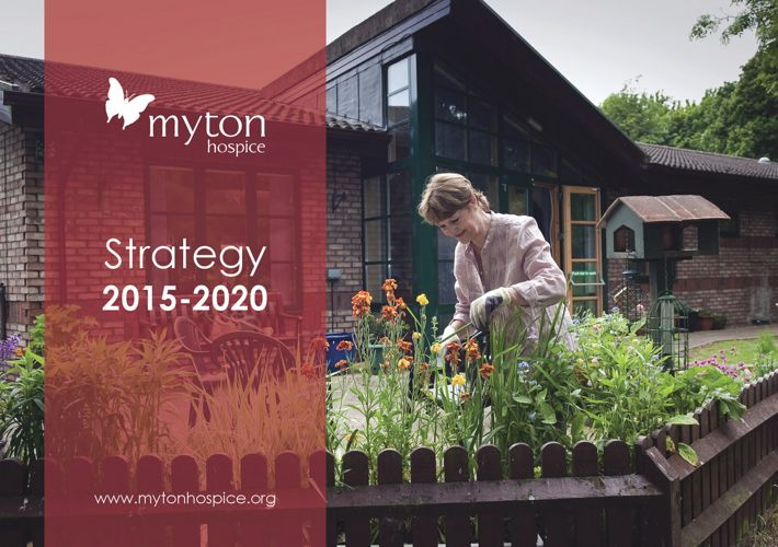 The Myton Hospices Strategy Brochure