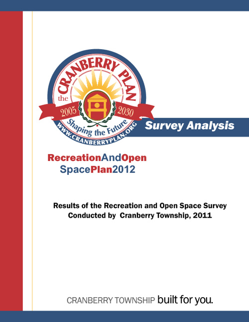 Recreation and Open Space Plan Survey Analysis Report